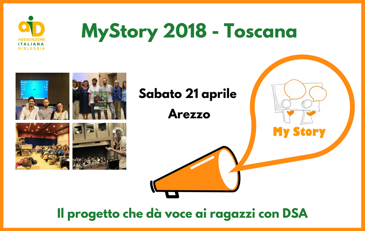 My Story in Toscana: testimonianze di giovani AID