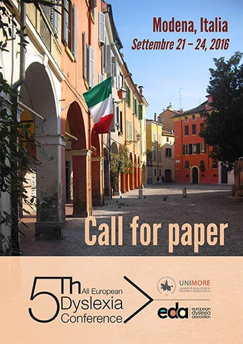 Call for Papers EDA. Ancora un mese per partecipare