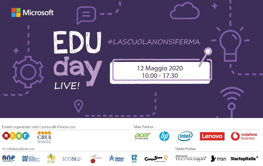 Microsoft Edu Day live 2020