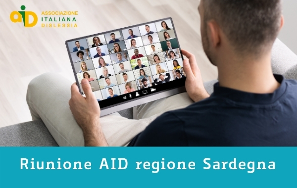 Riunione online AID regione Sardegna