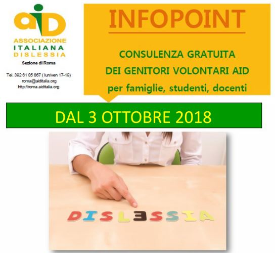 INFOPOINT A ROMA NORD