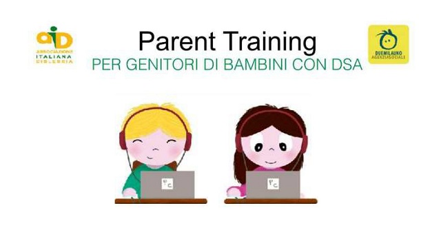 PARENT TRAINING 2018